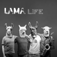 LAMA life Album Artwork